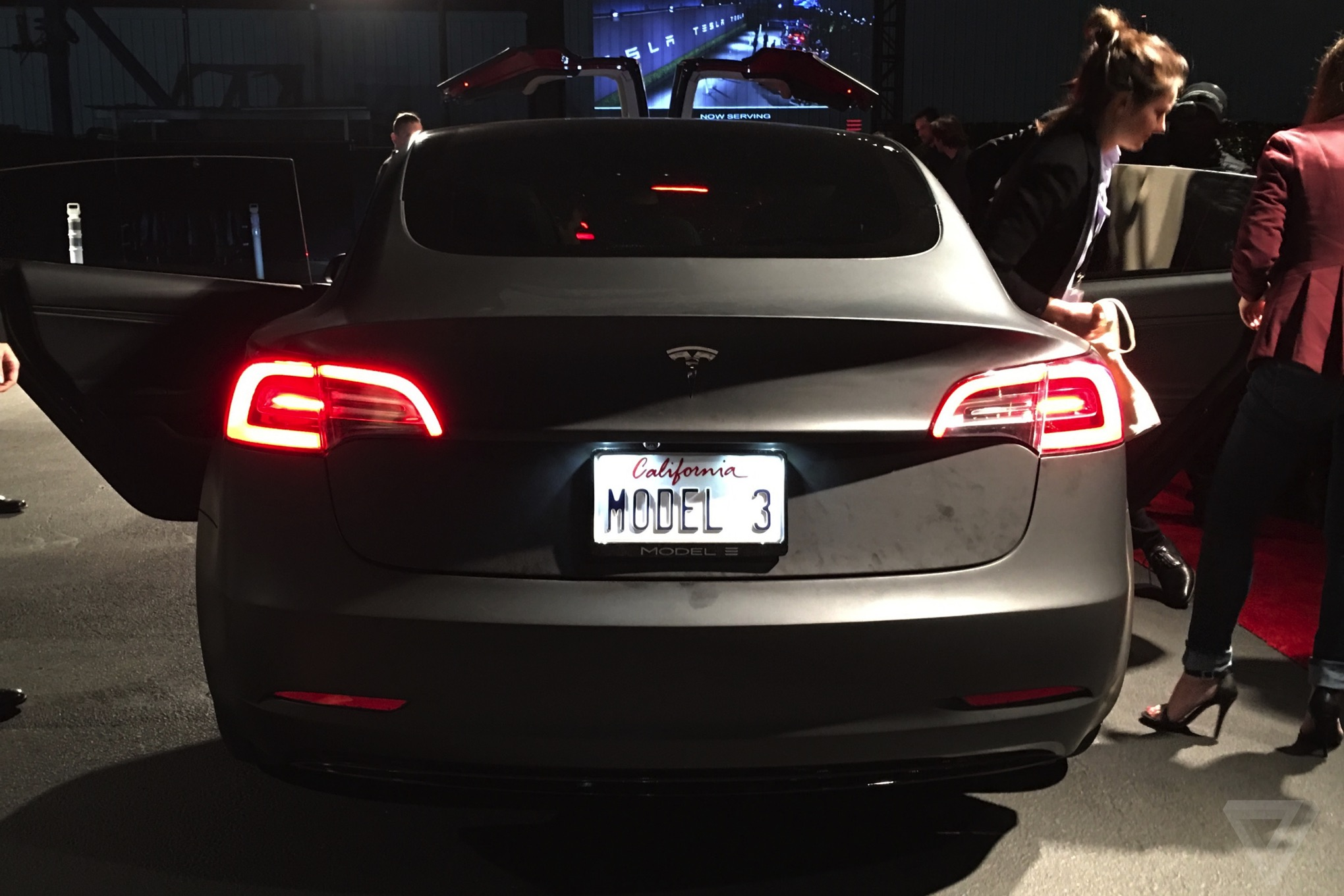 2018 tesla 35000.  2018 Tesla Model 3 Launch Inside 2018 Tesla 35000