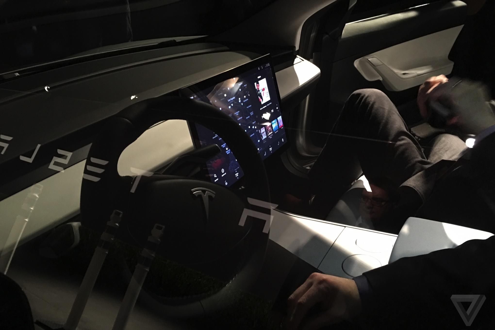 2018 tesla model 3 interior. 2018 tesla inside. brilliant model 3 interior launch for inside i