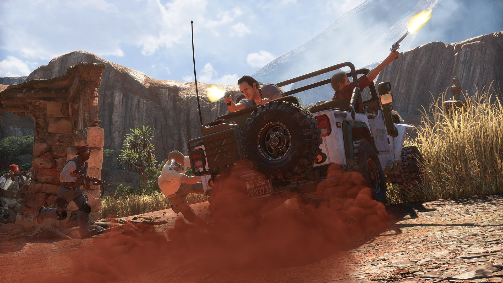 Uncharted 4 Shines By Making Time For The Quiet Moments Polygon