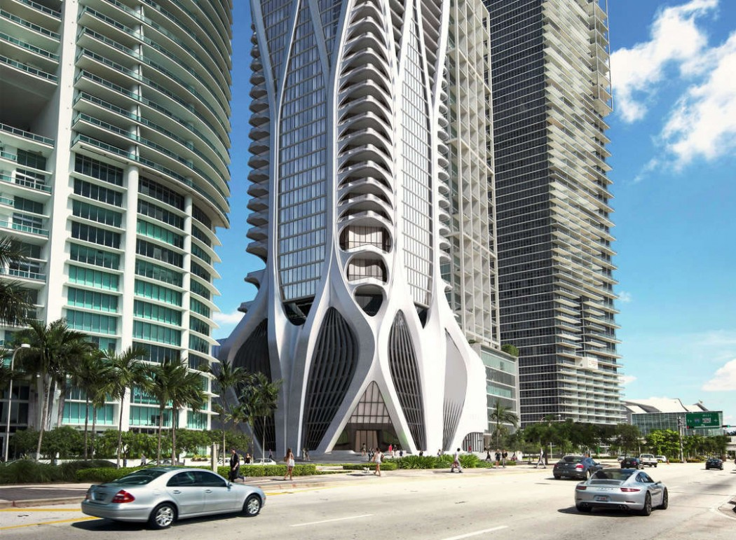 Zaha Hadid A Complete List Of Unbuilt Designs Curbed