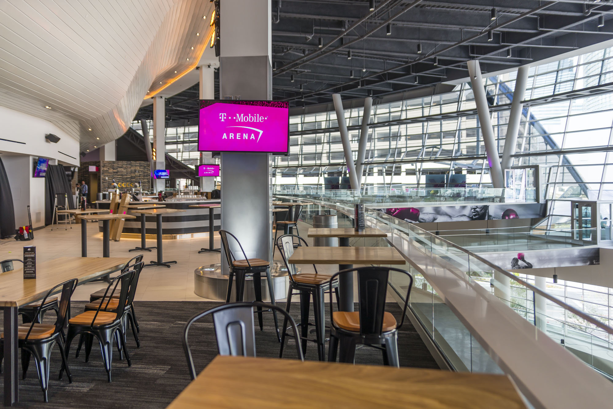 19 Things You Need To Know About T-Mobile Arena - Eater Vegas