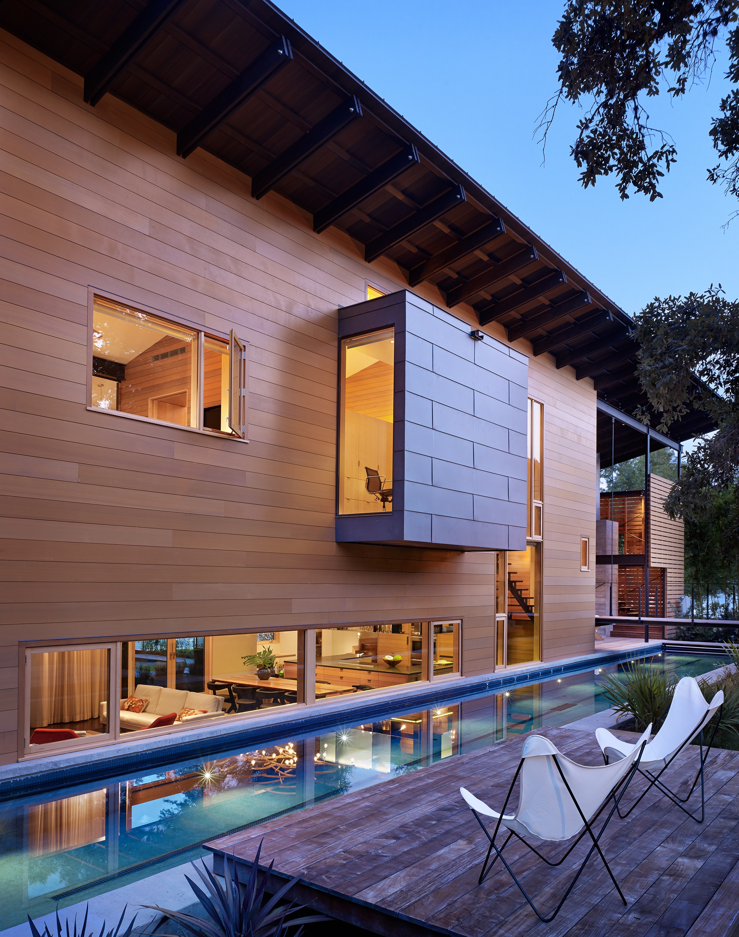 Gorgeous Lake Austin Home by Central Texas Firm Wins Major ...