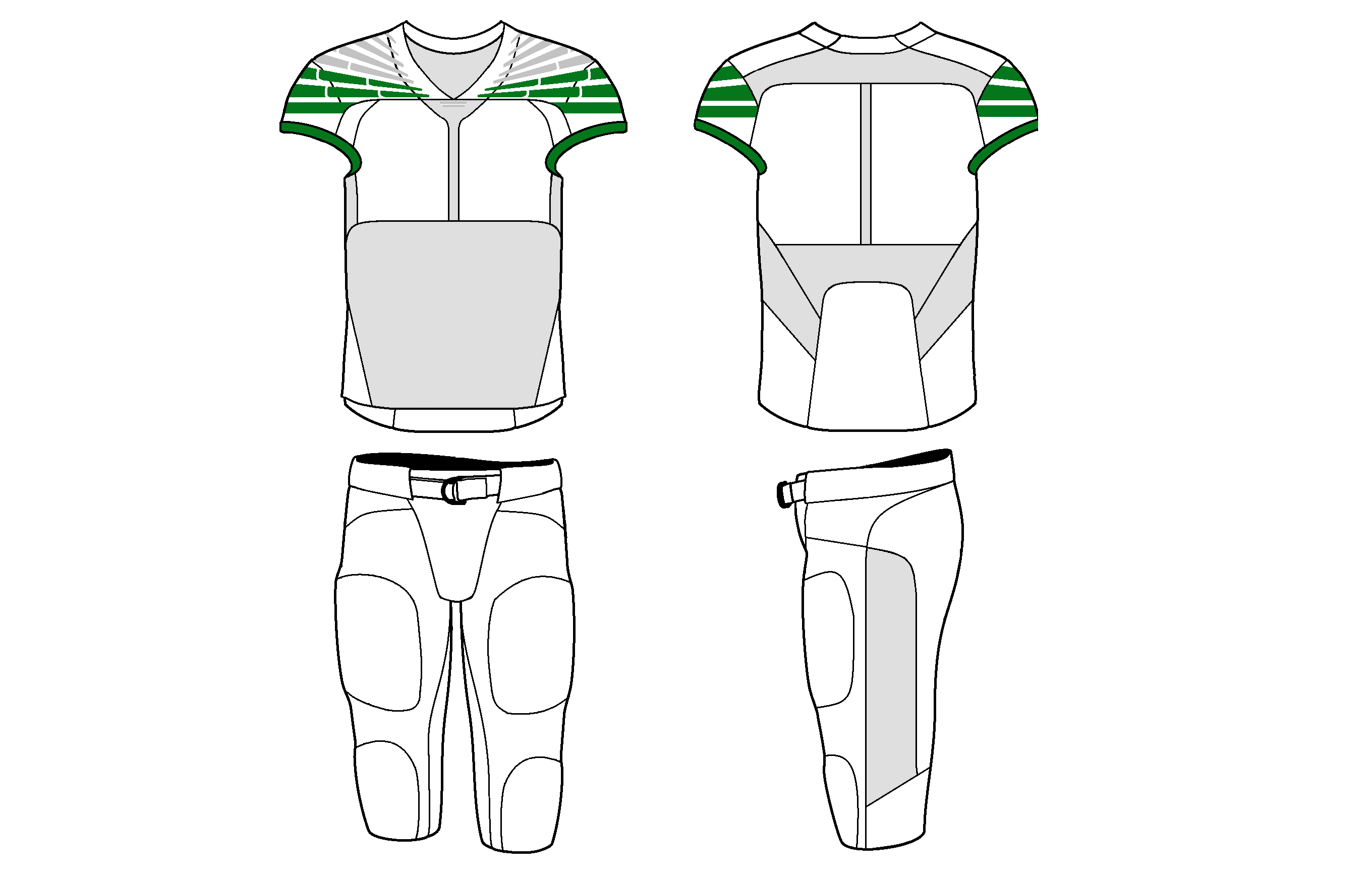 evolution of nike college football uniforms land grant holy land