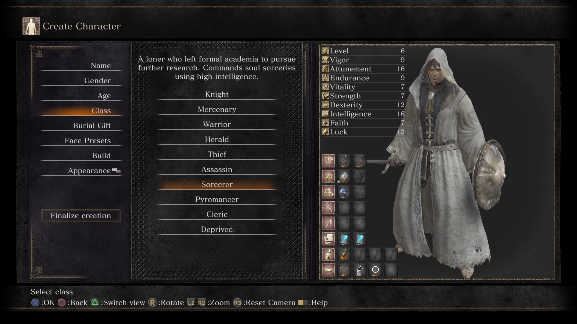 Image result for dark souls 3 pyromancer build