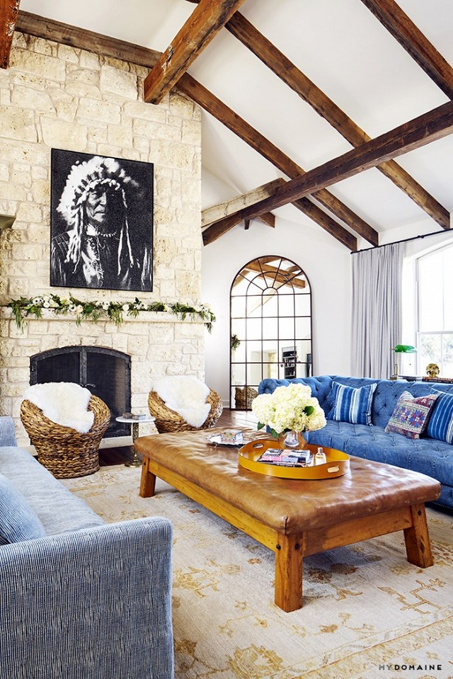 Inside Brooklyn Decker And Andy Roddick'S Austin Home - Curbed Austin