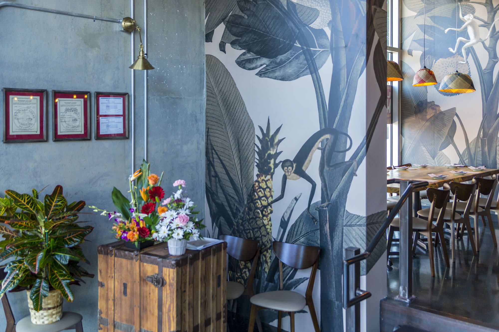 Your First Look Inside Khai Vu\'s New Le Pho - Eater Vegas