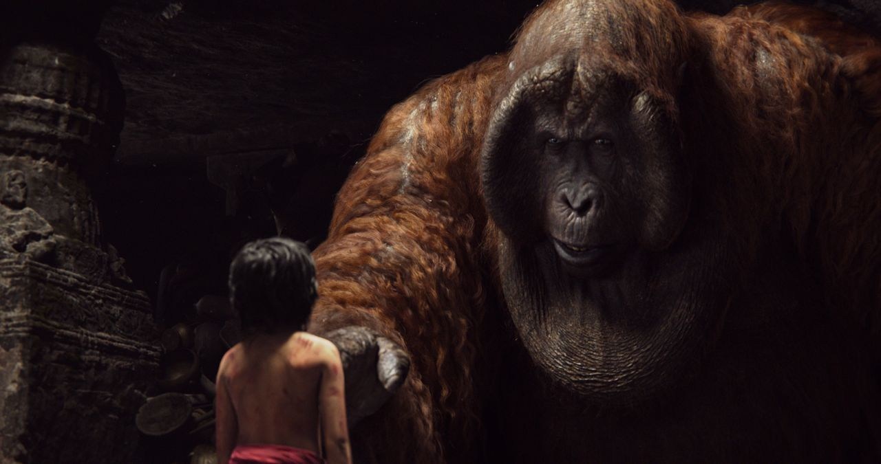 The jungle book review all of the talking animals ranked vox the jungle book hexwebz Choice Image