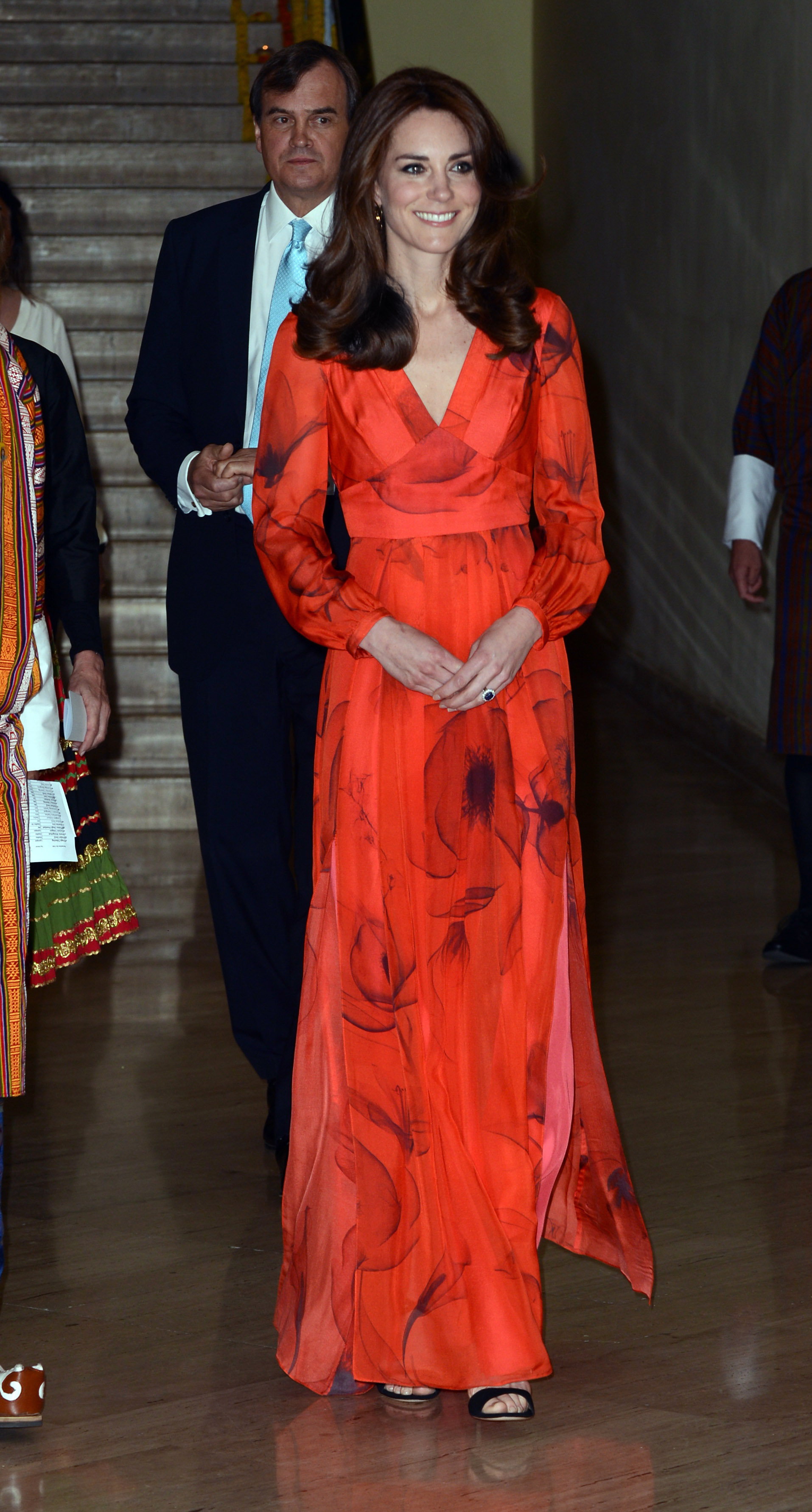 a25d6b12457f44 See (and Shop!) Every Look Kate Middleton Wore in India - Racked