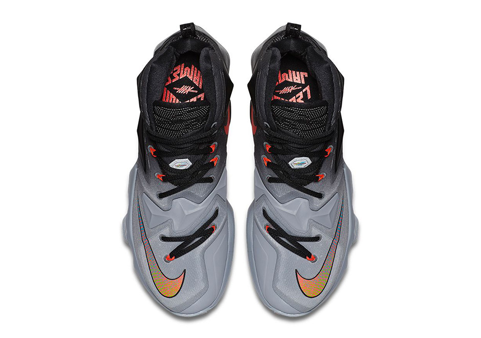 Nike LeBron 12 All Star Date