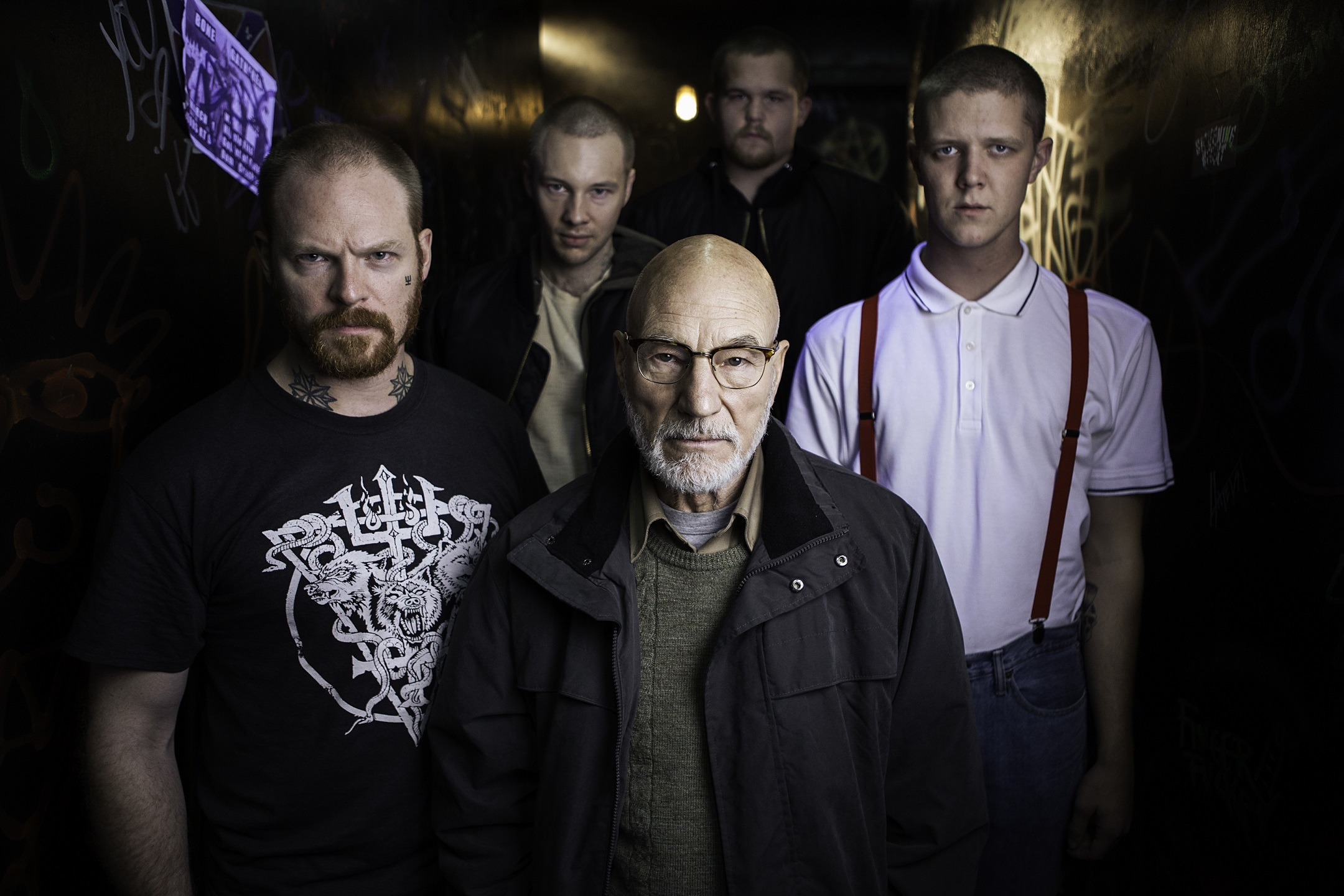 Green Room is the film equivalent of licking a public restroom
