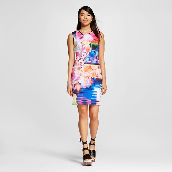 Neoprene Dress 70