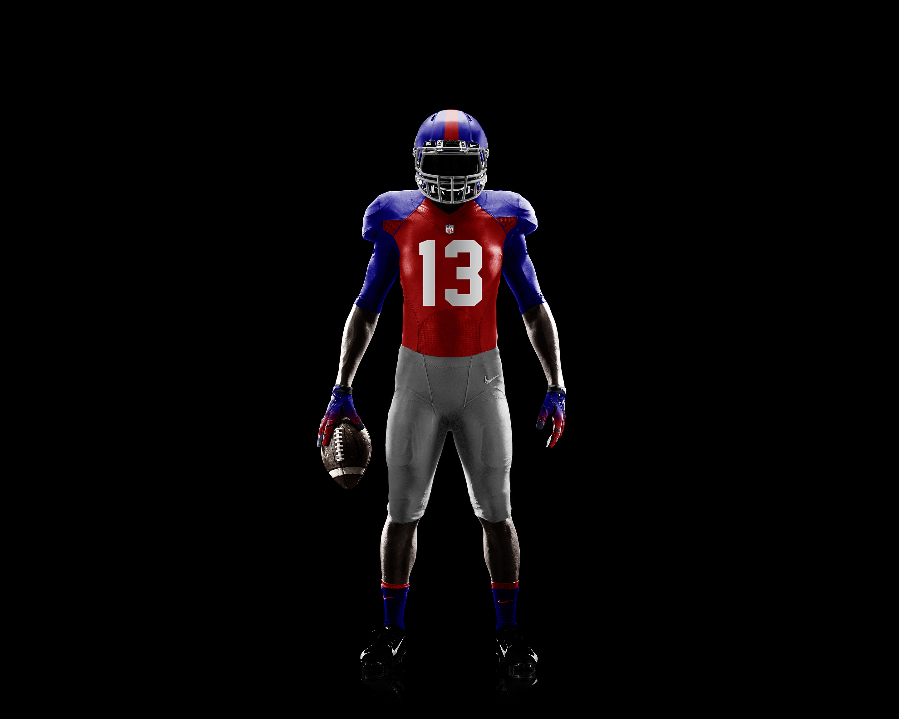 huge discount b08f3 cf595 nyg color rush jersey