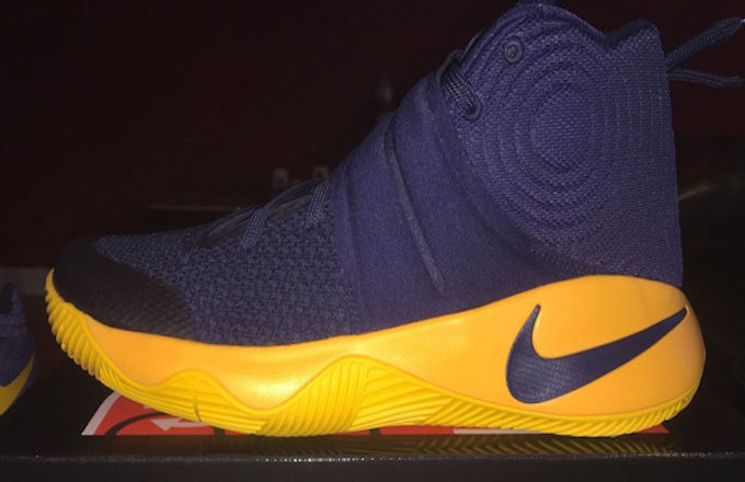 best website 313f5 3e90a ... Cavs - YouTube  Nike Blog reports that the Kyrie 2 ...