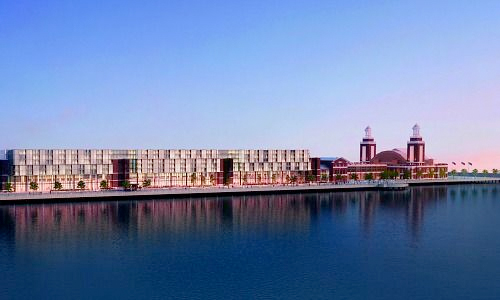 Hotel Planned For Navy Pier Curbed Chicago
