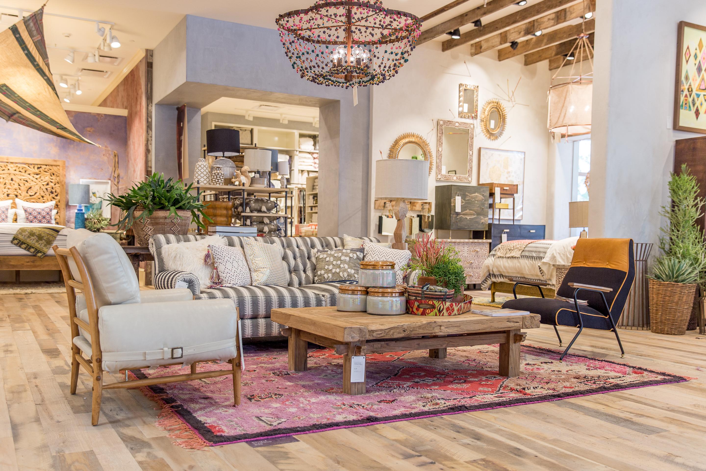 Image result for anthropologie living rooms