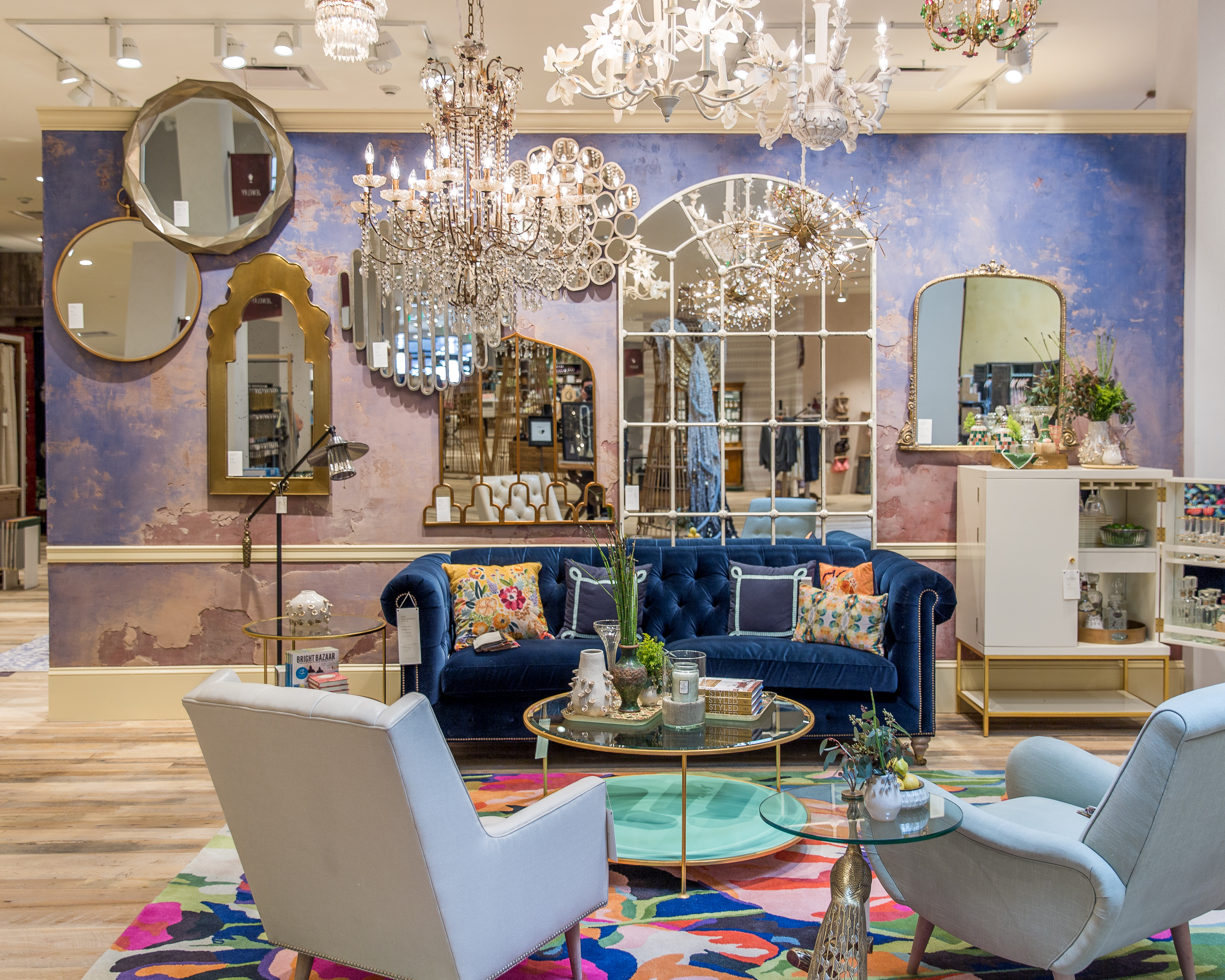 Room Decor: Anthropologie's Upgraded Newport Beach Store Offers Major