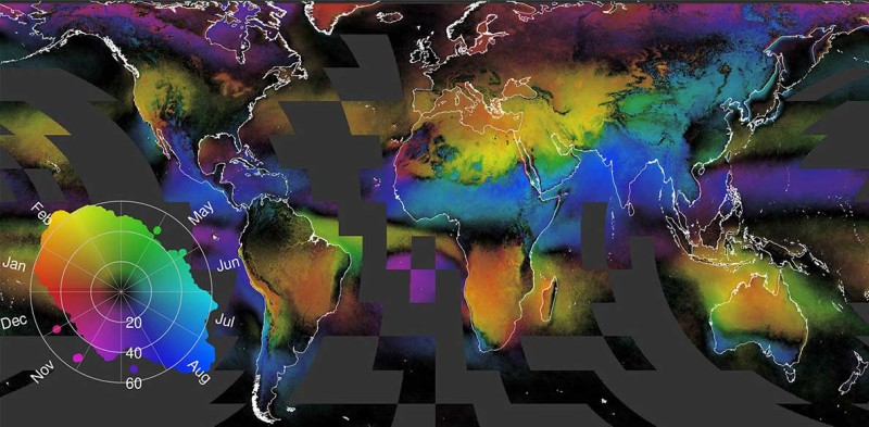 This stunning cloud atlas can tell us a lot about life on Earth