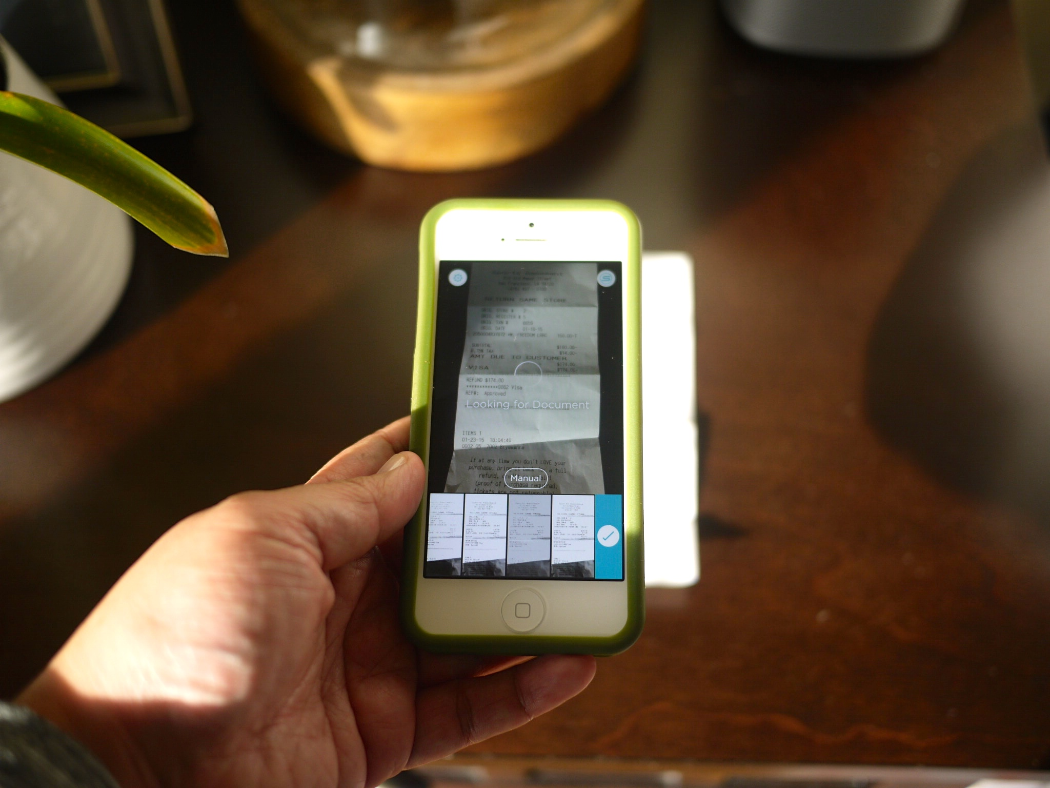 evernote s new free app takes the ugh out of scanning recode