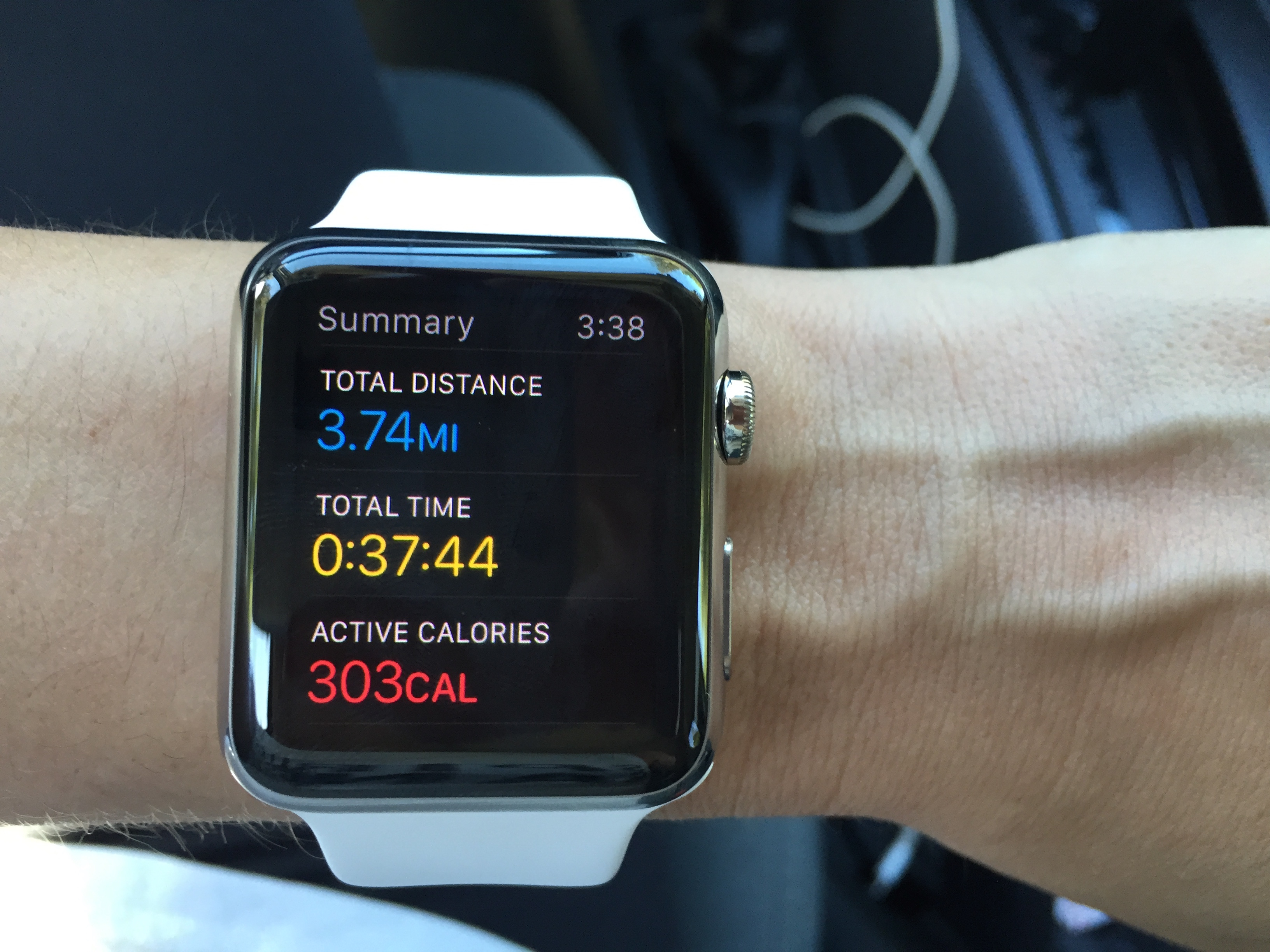 How Does Apple Watch Stack Up as a Health-and-Fitness Tracker ...