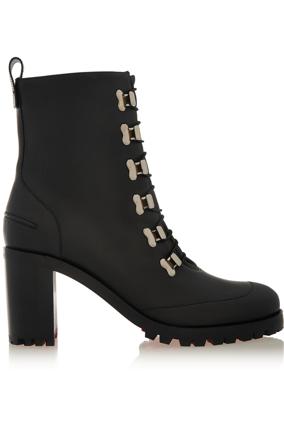 You Know You Want A Pair Of High Heel Combat Boots Now