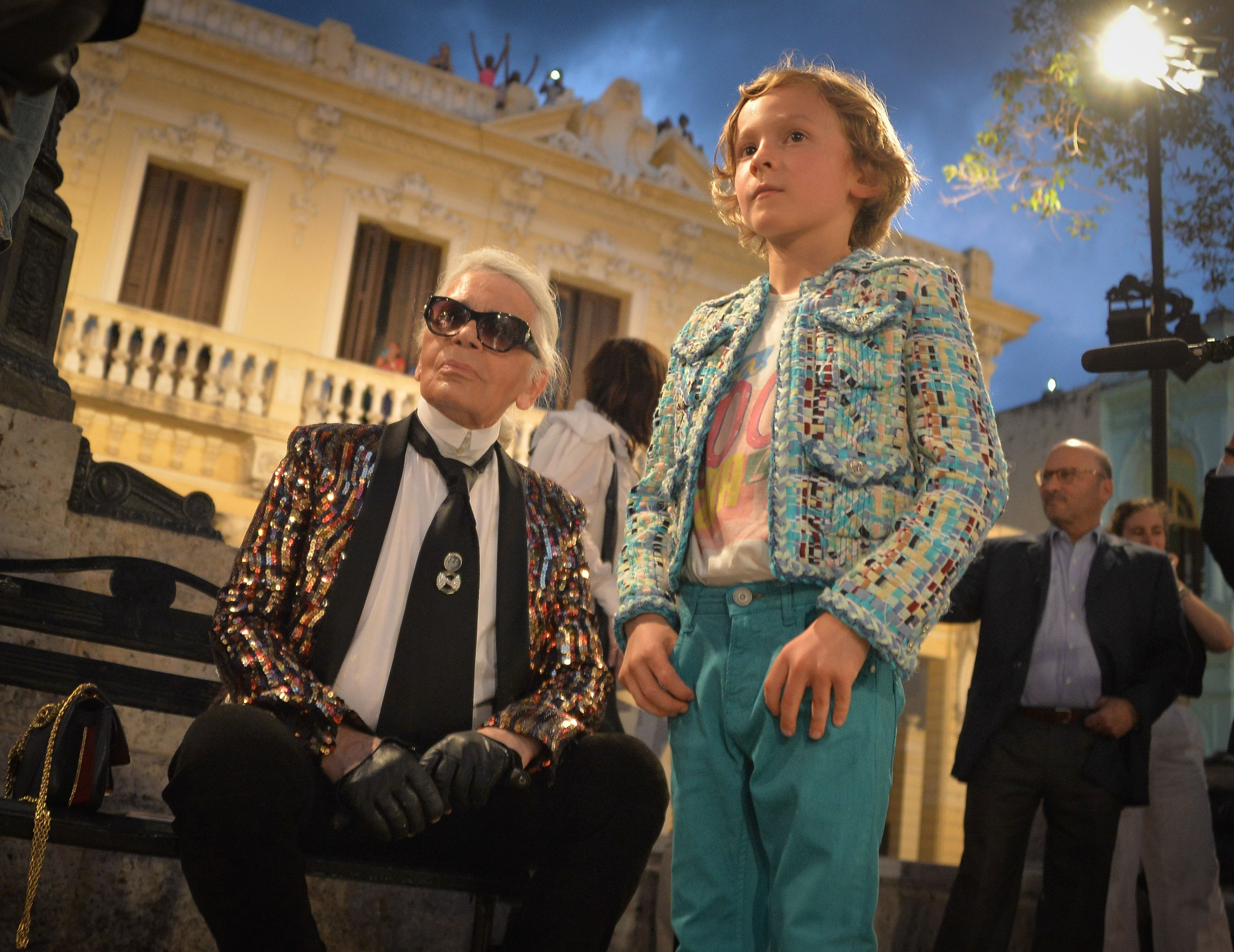 82370fb381b2 Chanel Stages Its Resort Show in Havana