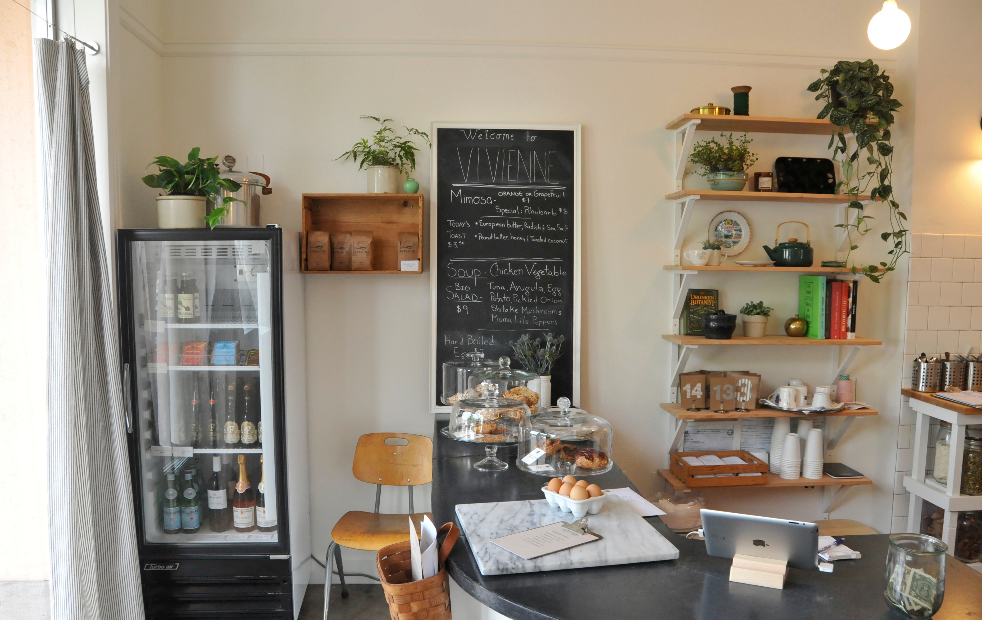 Charming Vivienne Kitchen Pantry Is Now Open In Hollywood See