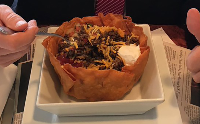 Everything Terrible About Donald Trump S Taco Bowl Tweet