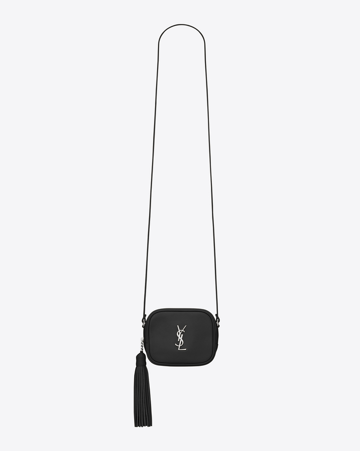 One of Saint Laurent s Least Expensive Handbags Is Called the  Blogger Bag  7540a2b240205