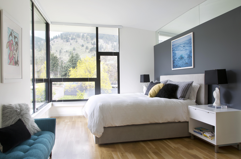 A Modern House In Boulder Built From Scratch