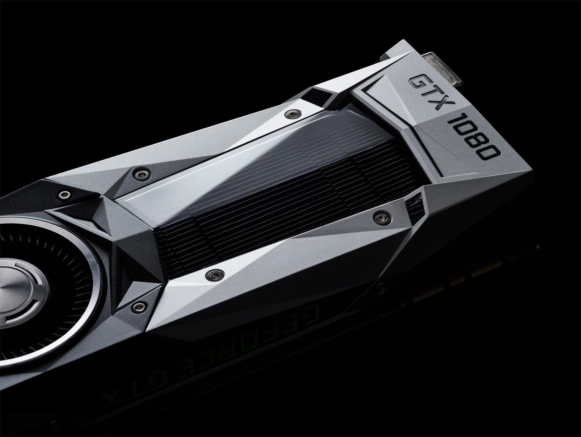 GeForce GTX 1080 is a beautiful powerhouse, but you still