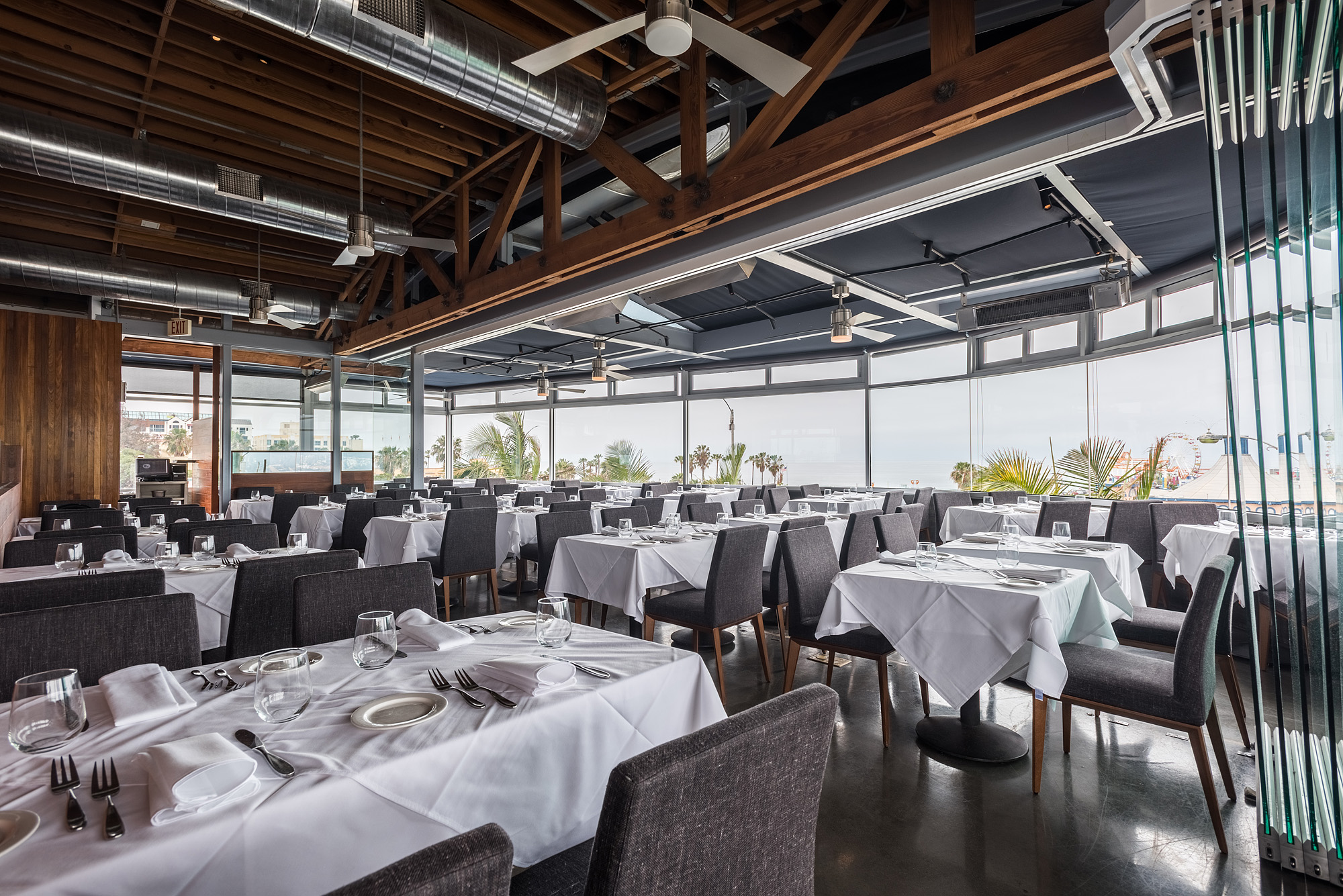 Inside The Lobster's Gorgeous Remodel in Santa Monica ...