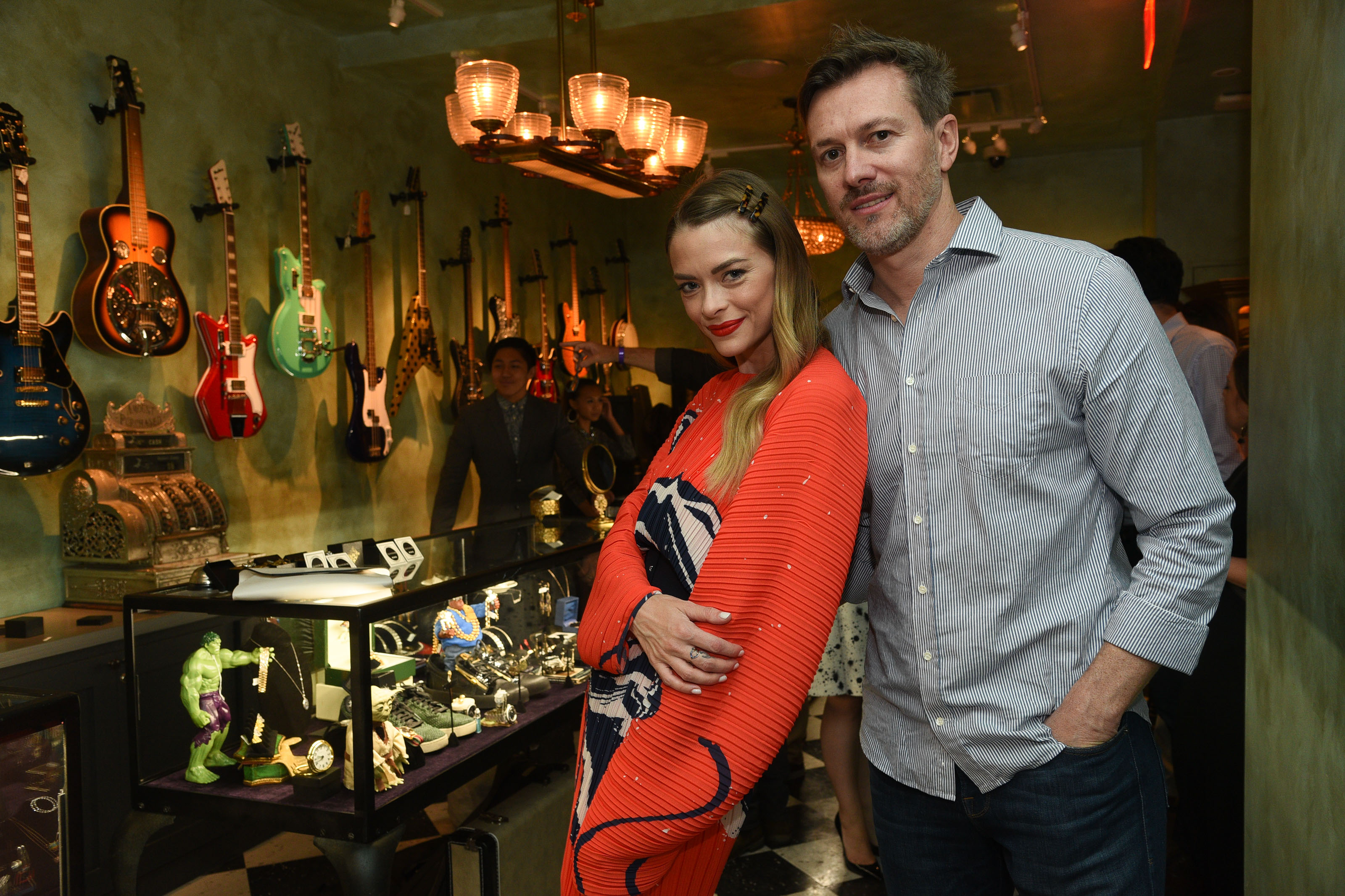 Which Celebrities Showed Up for the Opening of Beauty