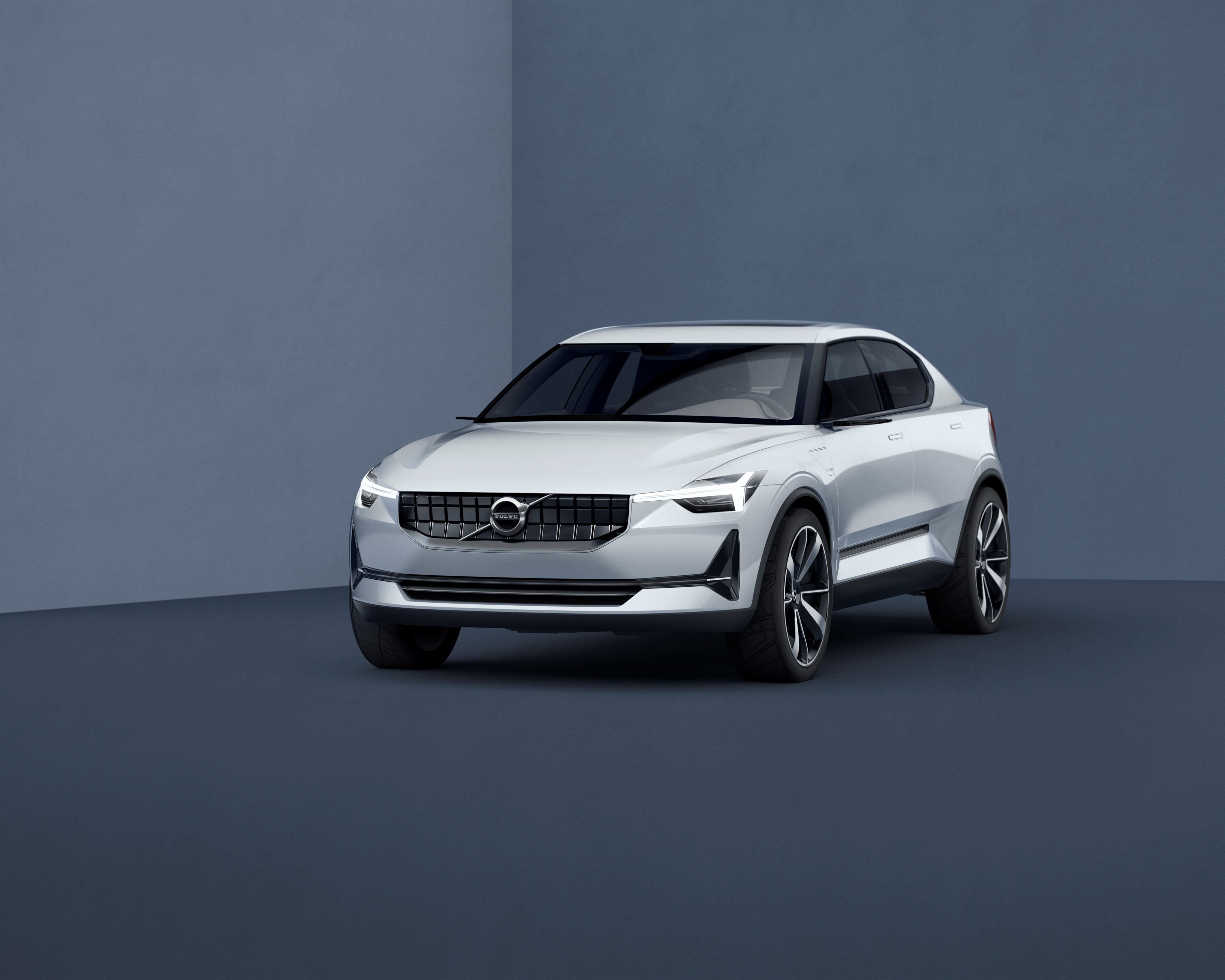 Volvo S New 40 Series Small Car Concepts Look Phenomenal