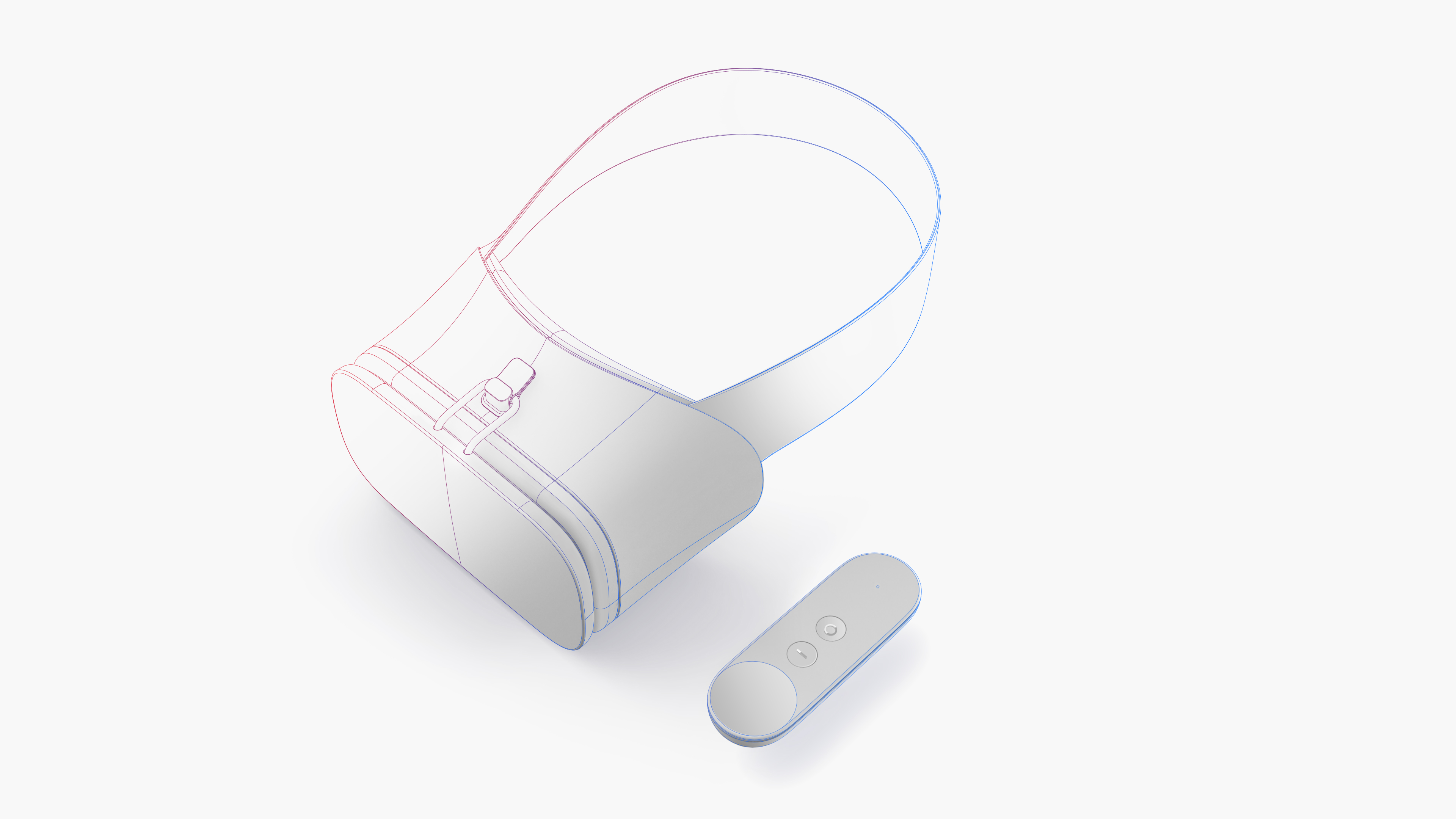 Google reveals plans for new VR headset and motion controller