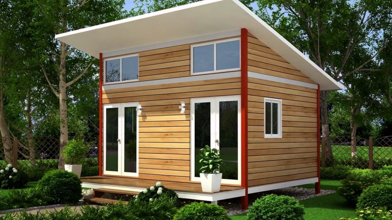 A Community Of Tiny Homes Could Help Detroits Homeless