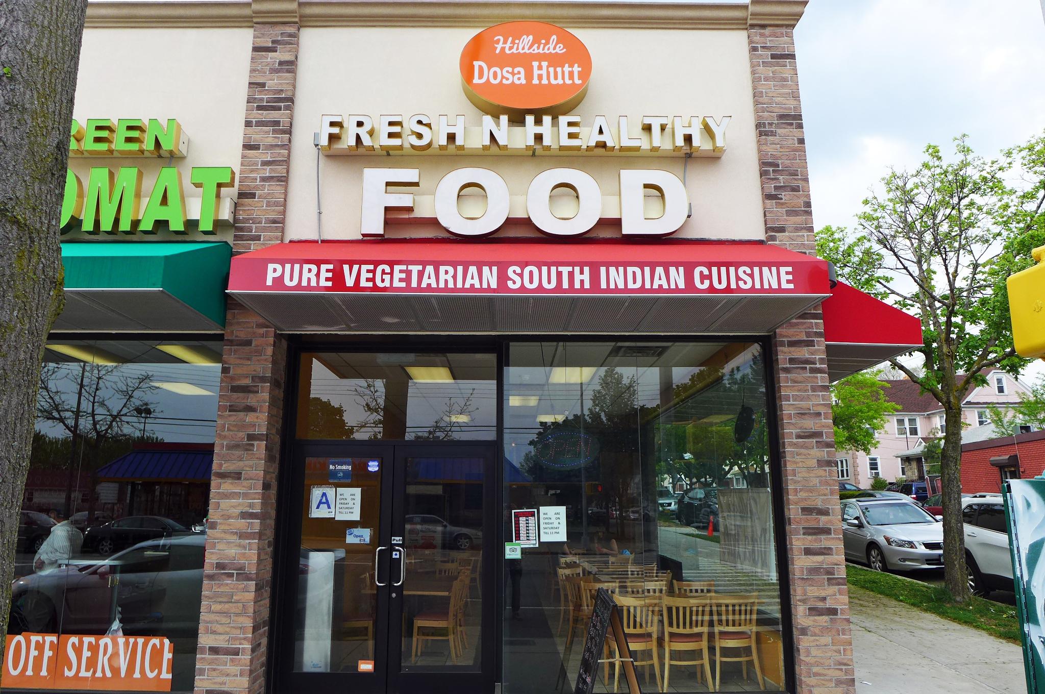 Strictly Vegetarian Restaurant Ny Menu