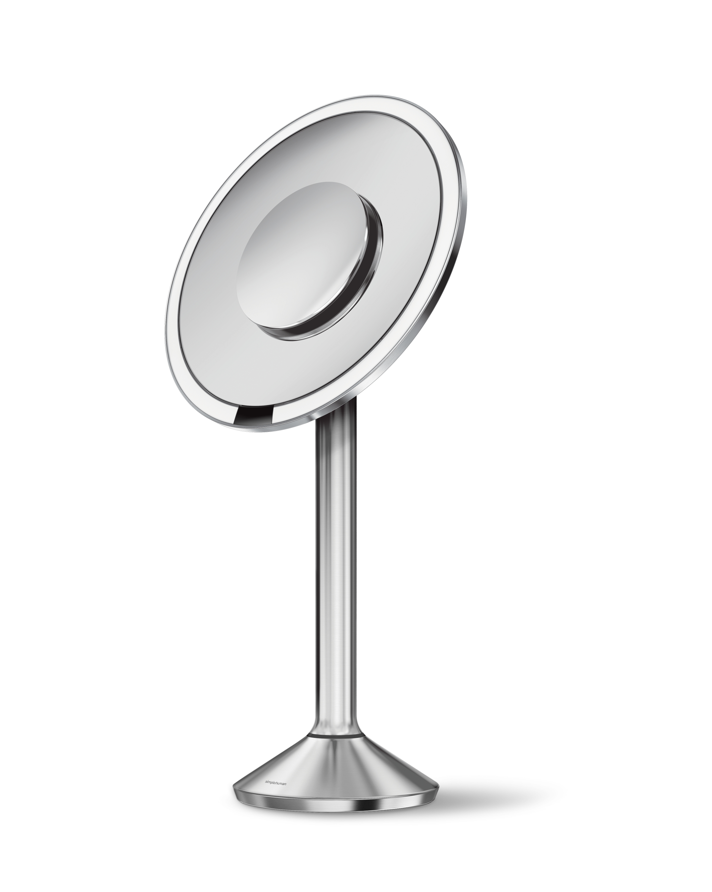 This Simplehuman Mirror Gets A Lot More Interesting With