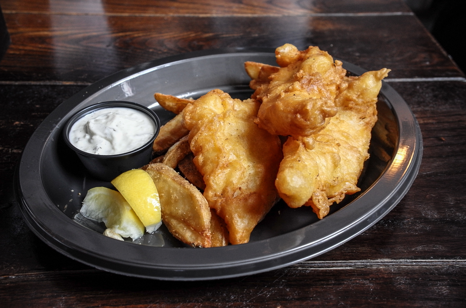 Everything you need to eat and drink at the wizarding for Best florida fish to eat