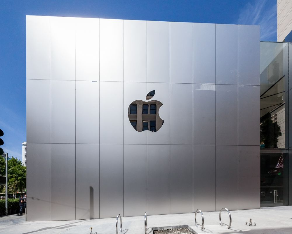 Where the Money Went in Apple's New $23.6 Million Store