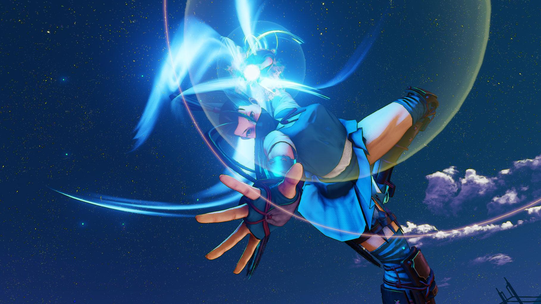 street fighter 5 s next dlc character ibuki revealed polygon