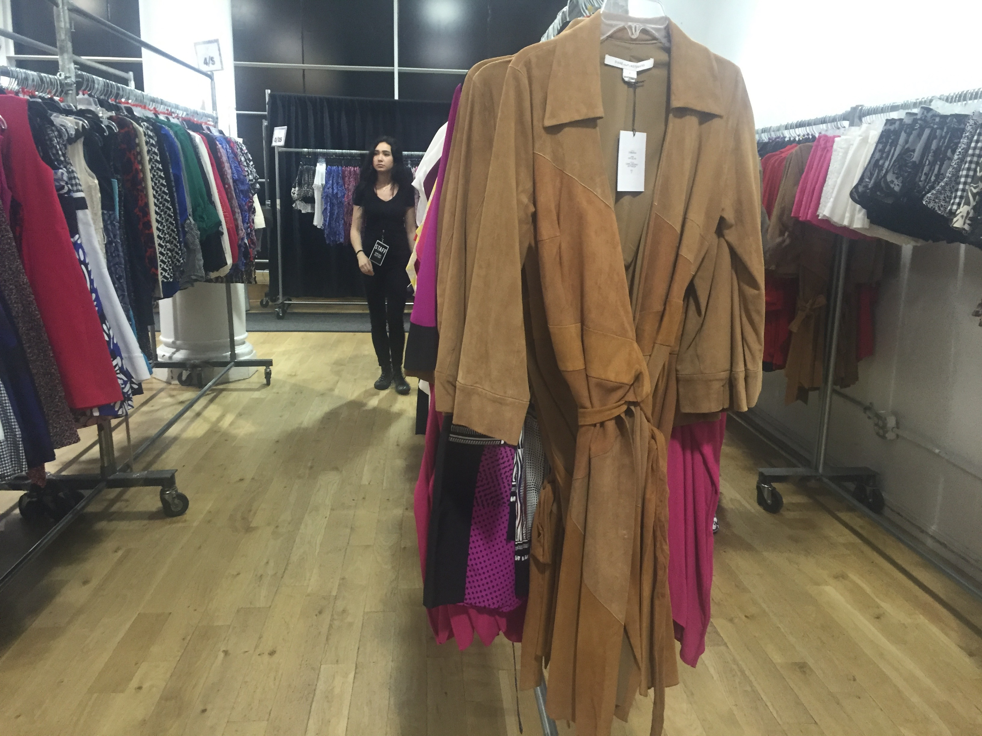 4f0a8567bd The 10 Best Items to Shop at This Week s DVF Sample Sale - Racked NY