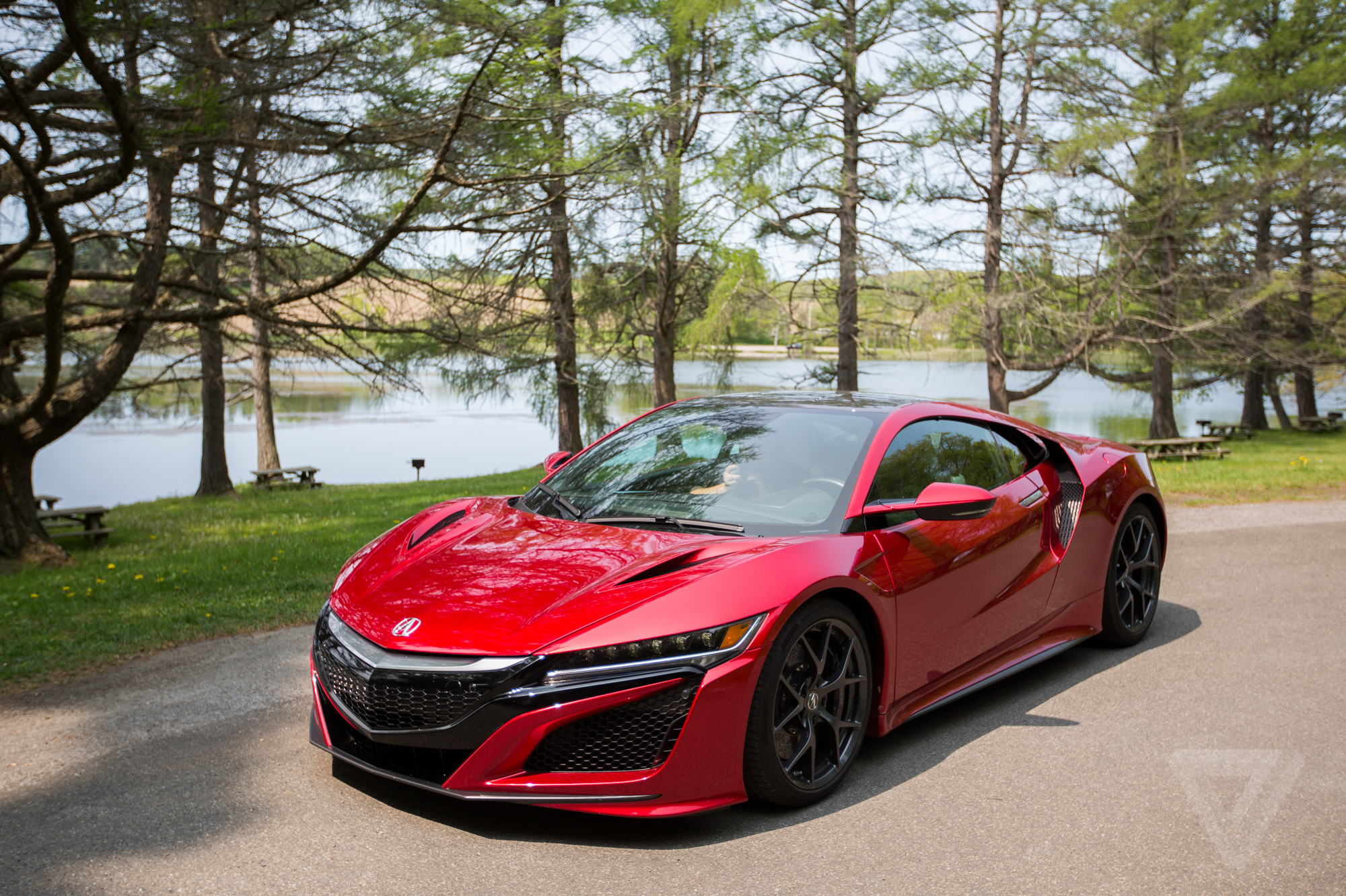 2017 Acura NSX review: a gentler supercar - The Verge