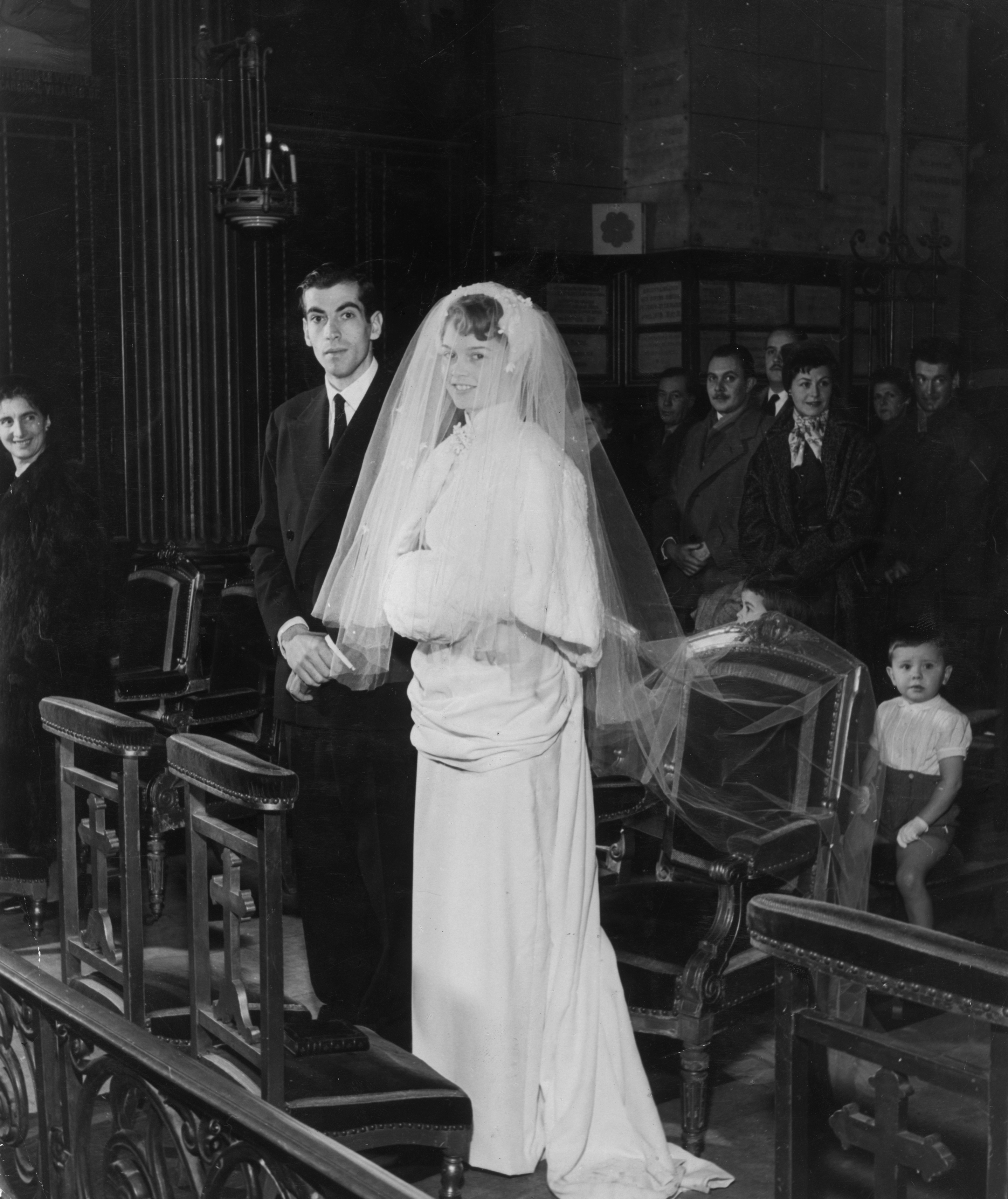 The Most Iconic Celebrity Wedding Dresses of All Time - Racked