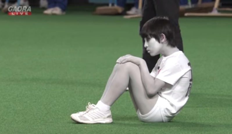 Meanwhile in Japan ... ghosts from 'The Ring' and 'The Grudge' are playing baseball