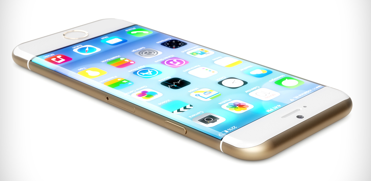 I Just Like Thinking About A Bezel Less IPhone
