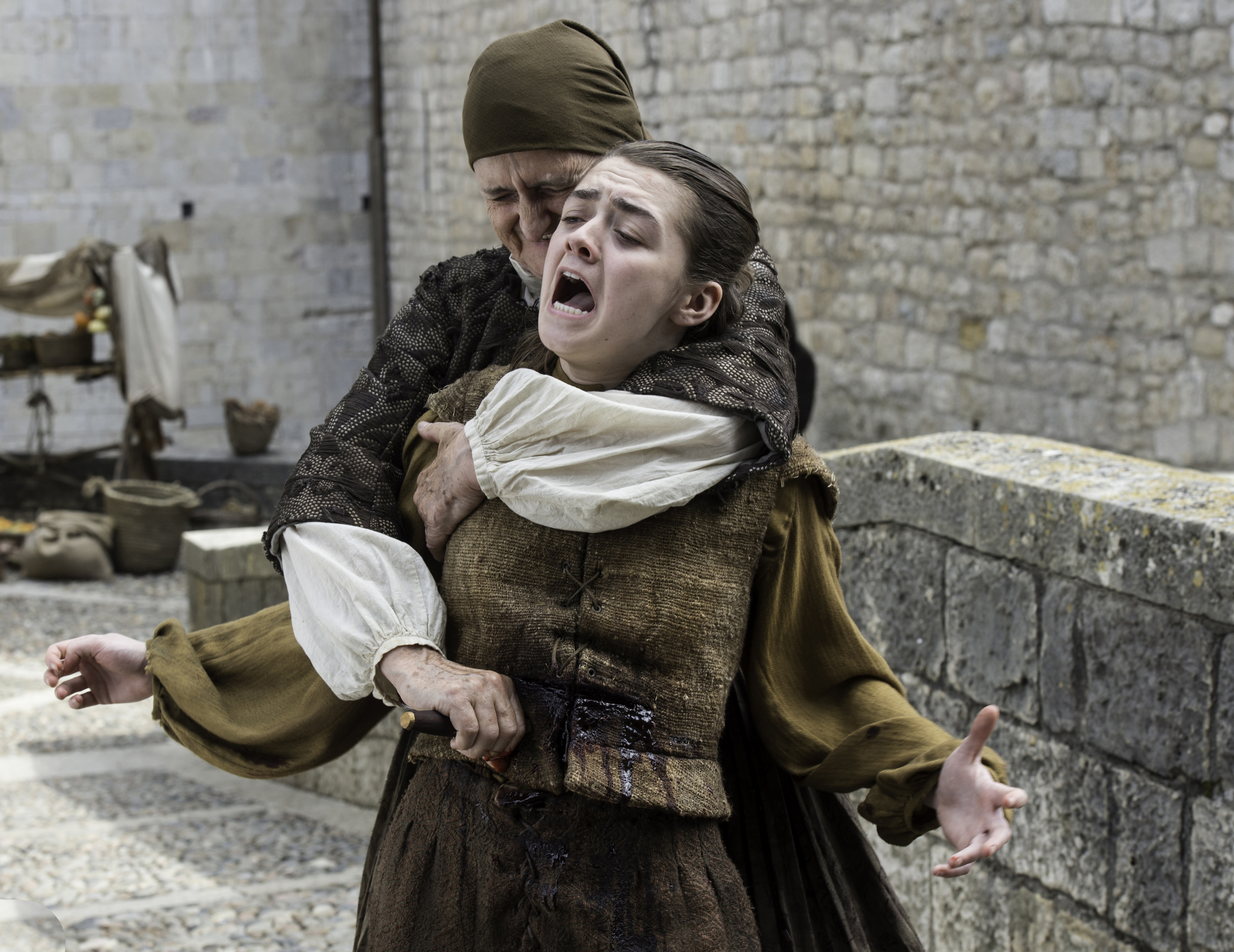 Game of thrones fan theories: waife killed arya