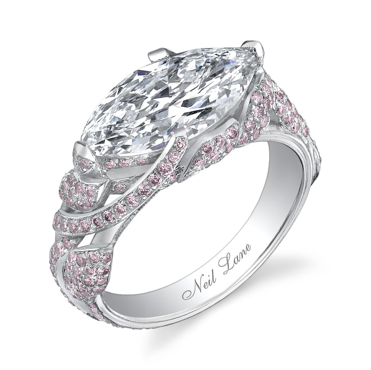 Portia De Rossi's Ring Photo: Courtesy Of Neil Lane