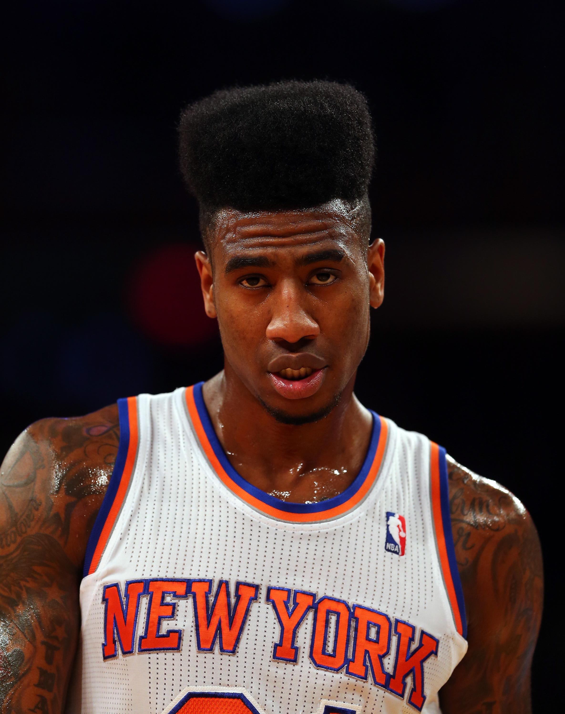 Norris cole haircut