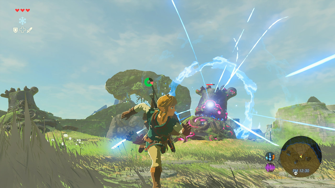 Image result for The Legend of Zelda: Breath of the Wild screenshot