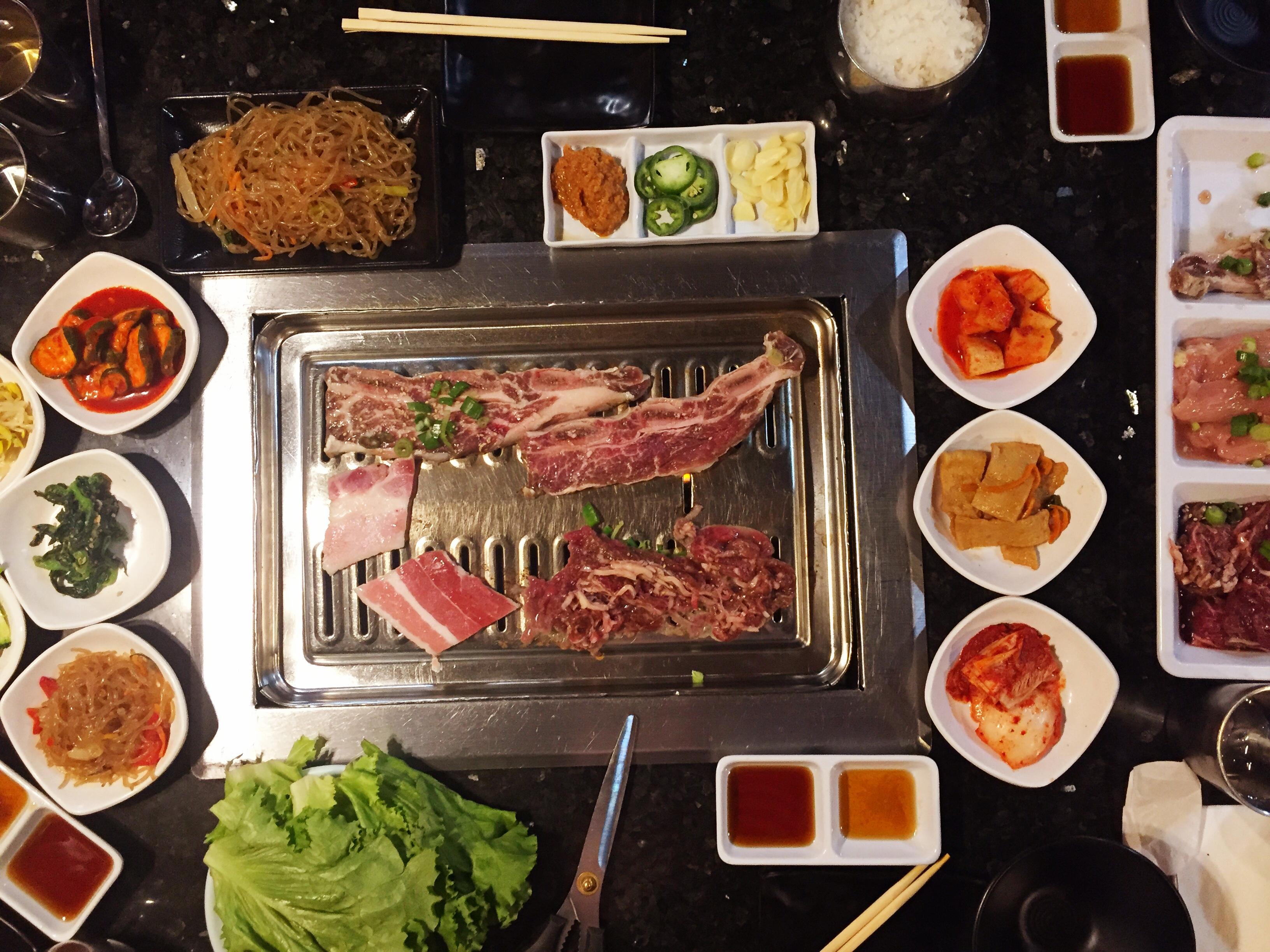 Korean Seafood Restaurant